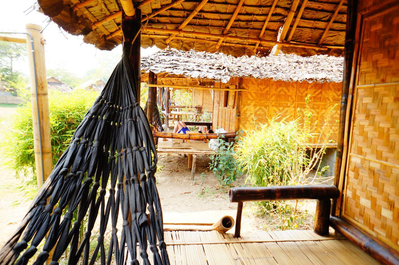 Pai Country Hutで時間を忘れてのんびり過ごす